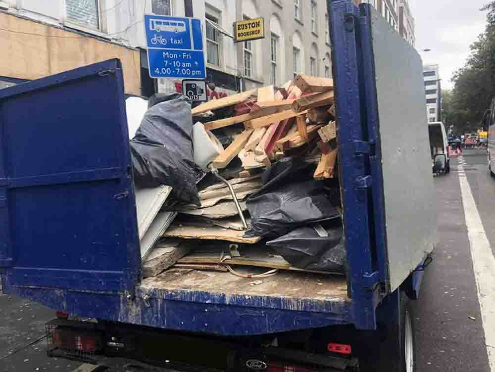 JP Rubbish Removal London